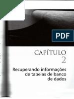 Capitulo 2 - Recuperando informaçoes de tabelas de banco de dados
