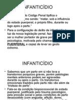 INFANTIC+ìDIO LOGOS PERITO aula e apostila