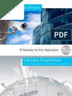 Cyberlab Ip Video Surveillance Camera Security System India Brochure