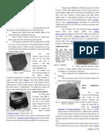 CENG75A GeotechnicalEngineering 001 TypesOfRocks FieldClassification