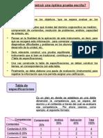 CONSTRUCCION  PRUEBAS(especificaciones).ppt