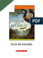El Color de Mis Palabras_Guia