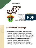 Strategi Fred r David