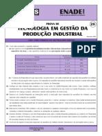 Tecnologia Producao Industrial