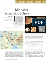 Possehl - Middle Asian Interaction Sphere