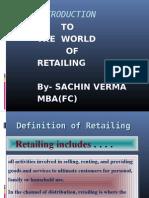 Retailing New