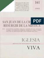 San Juan de la Cruz y el resurgir de la mística