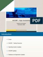 HACMP Update