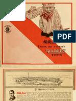 1918-Gilbert Toy Catalog