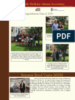 Alumni Newsletter - Fall 2015