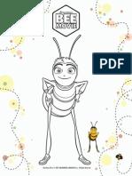 Bee Printables CB