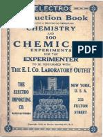 1918 Gernsback Chemistry