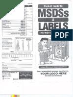 MSDS Book