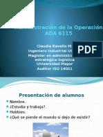 Presentacion Adm Oper ADA 6115(1)
