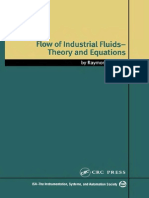 Flow of Industrial Fluids Theory and Equatiion
