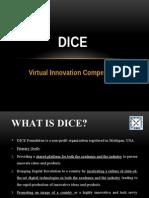 DICE VIC Presentation