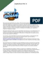 once Frases Para Cumpleaños (Vol. 1)