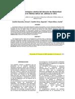 Efecto musculotropico de decoto en rata albina in vitro