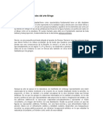 Características Generales Del Arte Griego
