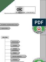 OIC/OKI (Organisasi Konfrensi Islam)