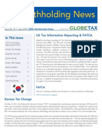 writing sample - globetax newsletter q1 2012-2