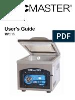 VP215 Manual