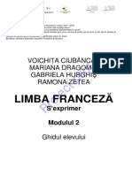 Ghid Franceza m2 Elev