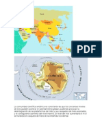 Mapas de Asia y Antartida
