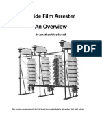 Oxide Film Arresters Overview JJWoodworth