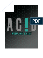 AC!D Card Glossary - Integral