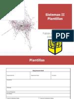 Metodologia Software - II Plantillas volere y uml
