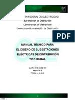 Manual Tecnico Para Diseño SE Rurales