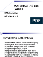 Bab 8 Material It As Dan Risiko Audit