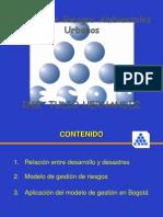 GESTIÓN DE RIESGOS AMBIENTALES URBANOS