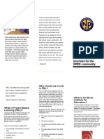 pbl brochure