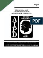 MM0486 Electromechanical Measurement Principles