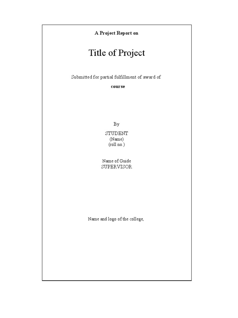 18793438 project synopsis format mca or btech thesis typefaces yelopaper Images