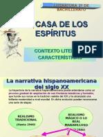 Contextualización Casa de los espíritus.pps