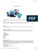 IOS Device Qualification Training Module 2