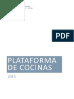 Plataforma de Cocinas