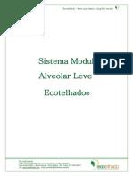 Manual e Especificações Sistema Alveolar Leve