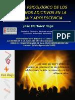 Laredo '02 - Adolescentes y drogas (Tto psicologico).ppt