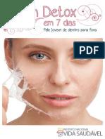 INVS Skin Detox Em 7 Dias
