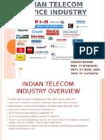 Strategy of telecom _ Manish @ Lumba