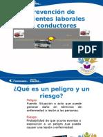 Prevención de Accidentes Laborales en Conductores
