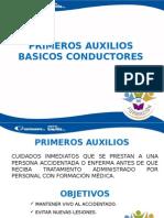 Primeros Auxilios Basico Conductores