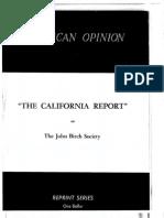 CA Report