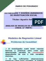 Regresion Lineal y No Lineal