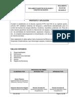 04 RO-GP-003 Reglamento Maestro de Bloqueo y Tarjeteo de Equipos