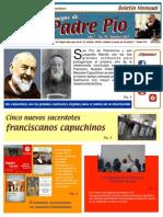 Amigos de Padre Pio Octubre 2015